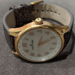 Anne Klein Watch. Sparkle band